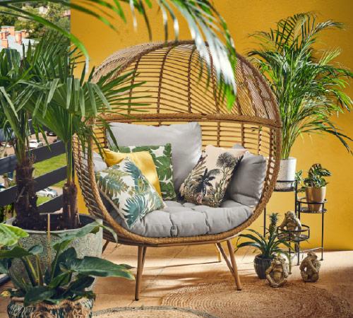Jak urządzić balkon w stylu safari lodge?