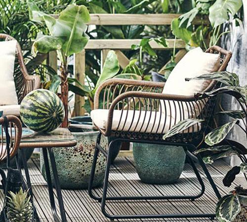 Ogród w stylu egzotycznym