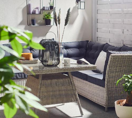 Taras w stylu minimalist zen - zainspiruj się minimalizmem