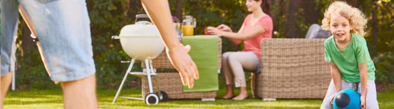 5 sposobów na udany wypoczynek w ogrodzie