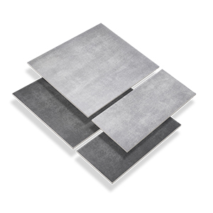 Golden Tile Gres szkliwiony Streetline jasny szary 60 cm x 60 cm
