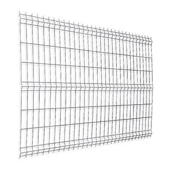 Jarmex Panel ogrodzeniowy 249 x 152 cm drut 3,1 mm oczko 8 cm x 20 cm ocynk