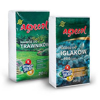 Agrecol Nawóz do trawników 20 kg