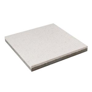 Dasag Płyta tarasowa betonowa Indigo Bello biała 40 cm x 40 cm x 3,8 cm