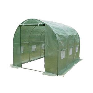 4IQ Tunel foliowy wzmocniony 2x3m zielony
