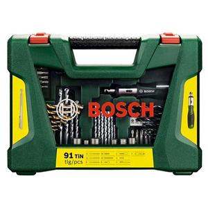 Bosch Zestaw bitów i wierteł V-Line 91-częściowy